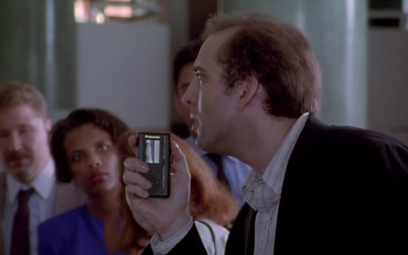 Panasonic Voice Recorder Used by Nicolas Cage in Leaving Las Vegas (1)