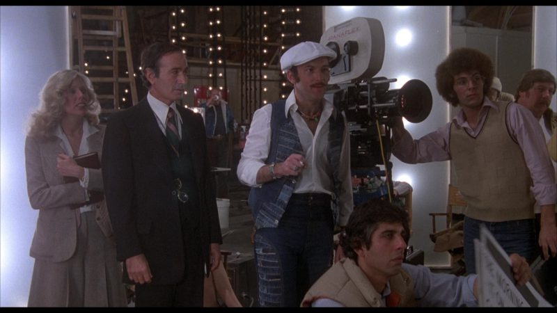 Panavision Panaflex Video Camera in Rocky 2 (1979) Movie Product Placement