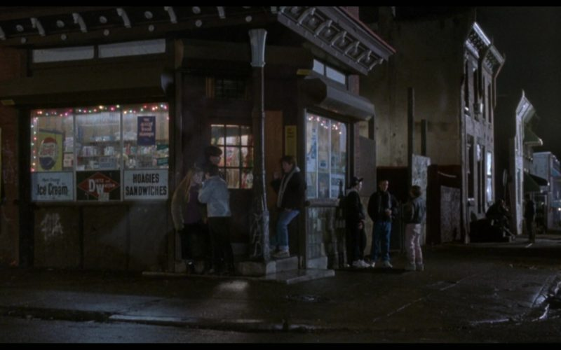 Pepsi Cola Signs in Rocky 5 (1)