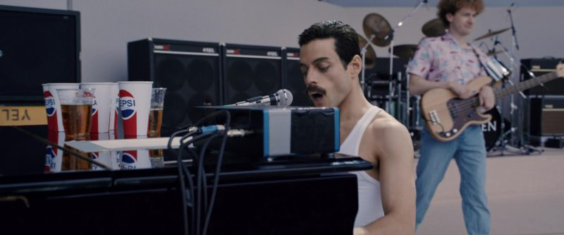 Pepsi Cola in Bohemian Rhapsody (2018) - Movie Product Placement