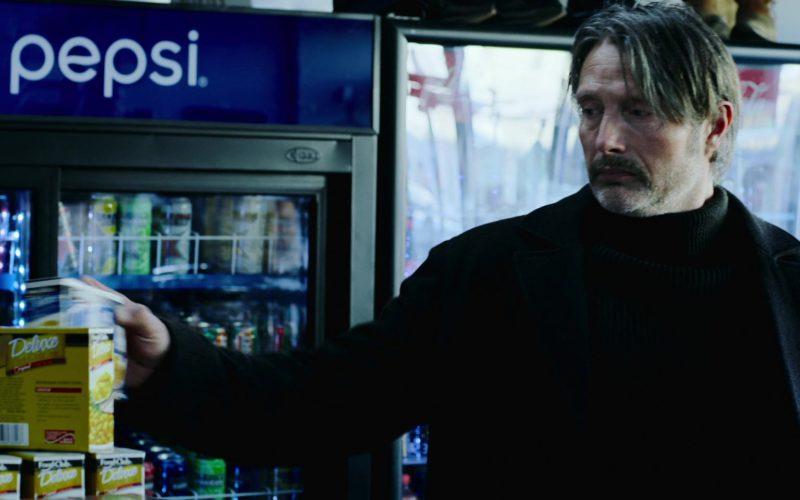 Pepsi Refrigerator in Polar