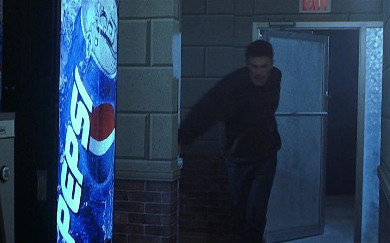 Pepsi Vending Machine in Reindeer Games (1)