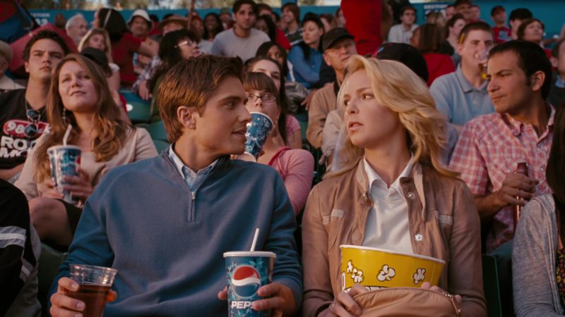 Pepsi in The Ugly Truth (2009) - Movie Product Placement