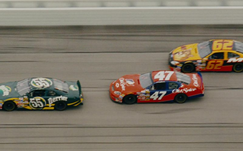 Perrier and Old Spice in Talladega Nights The Ballad of Ricky Bobby (2006)