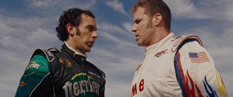 Perrier in Talladega Nights: The Ballad of Ricky Bobby (2006) - Movie Product Placement