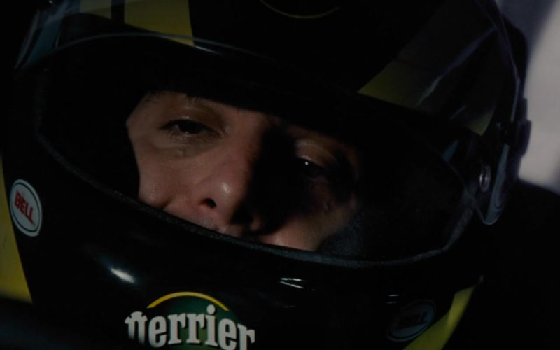 Perrier x Bell Helmet Worn by Sacha Baron Cohen in Talladega Nights