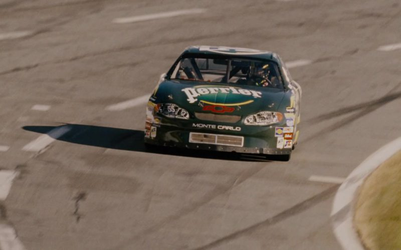 Perrier x Chevrolet Car Driven by Sacha Baron Cohen in Talladega Nights The Ballad of Ricky Bobby (1)