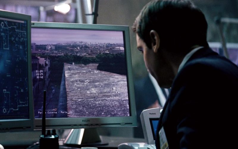 Philips Monitors in Mission Impossible III (1)