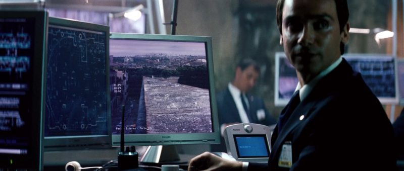 Philips Monitors in Mission: Impossible III (2006) - Movie Product Placement
