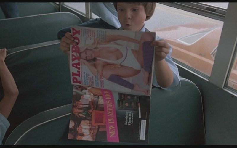 Playboy Magazine in Bachelor Party (1)