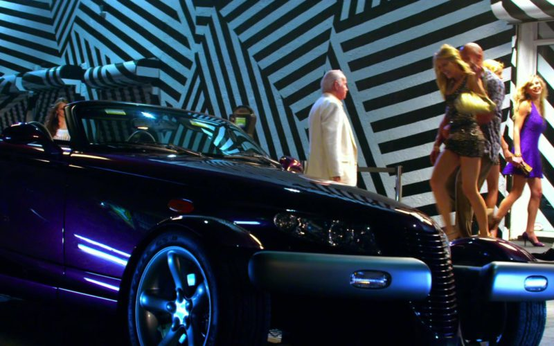 Plymouth Prowler Purple Car in Pain & Gain (1)