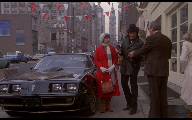 Pontiac Firebird Trans Am Car in Rocky 2 (1)