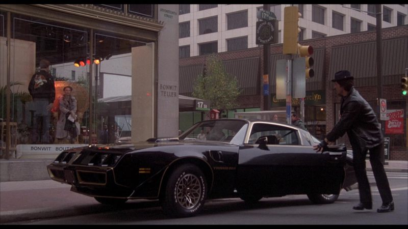 Pontiac Firebird Trans Am Car in Rocky 2 (1979) - Movie Product Placement