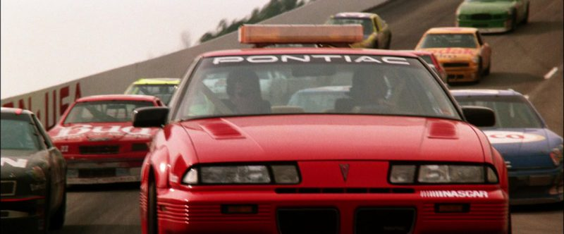 Pontiac in Days of Thunder (1990) Movie Product Placement