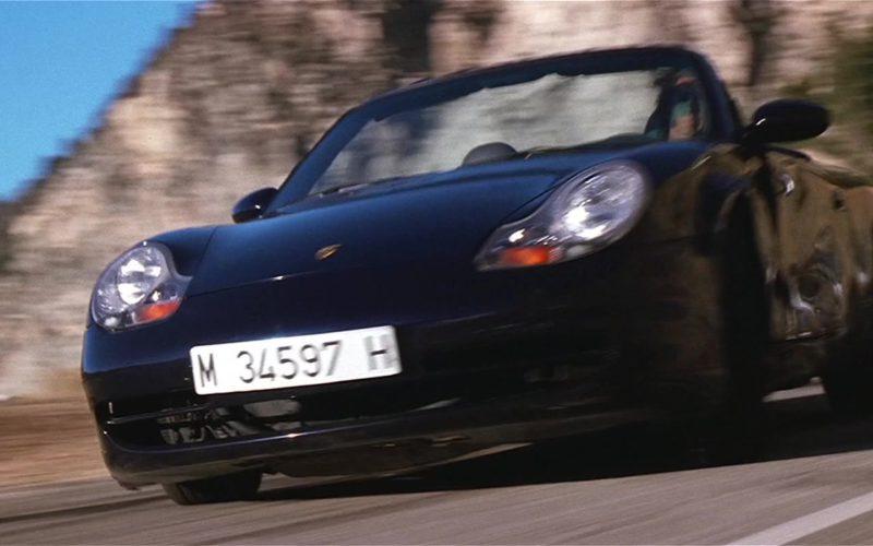 Porsche 911 Carrera Cabrio [996] Driven by Tom Cruise in Mission Impossible II