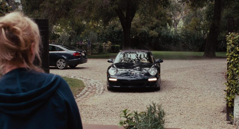 Porsche 911 Carrera S Cabrio [997] Sports Car Used by Alec Baldwin in It's Complicated (2009) Movie Product Placement
