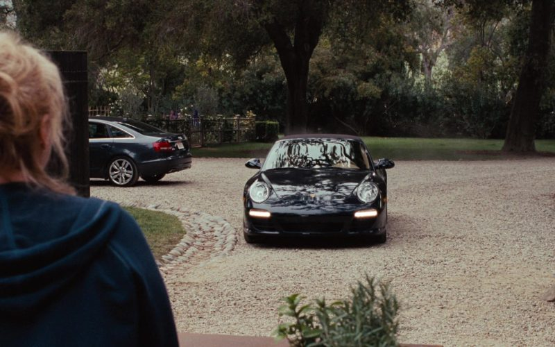 Porsche 911 Carrera S Cabrio [997] Sports Car Used by Alec Baldwin in It's Complicated (1)
