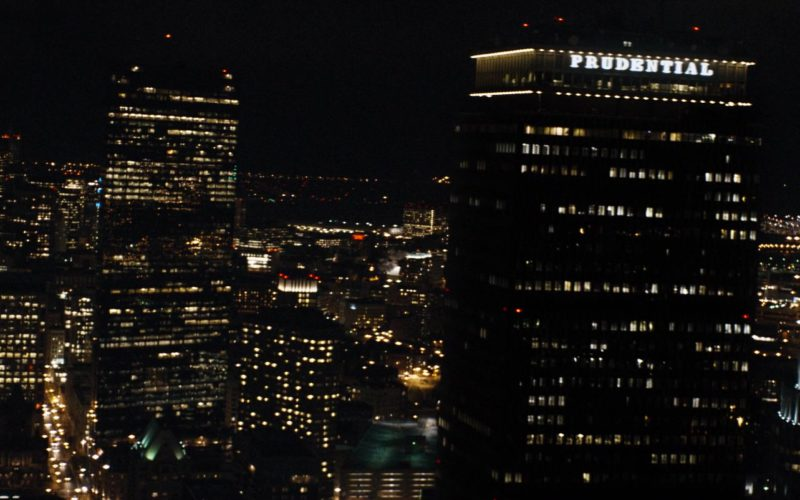 Prudential Financial Building in The Equalizer