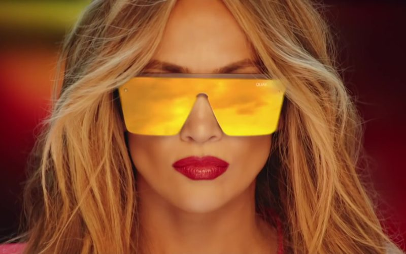 Quay Australia Sunglasses Worn by Jennifer Lopez in Limitless (1)