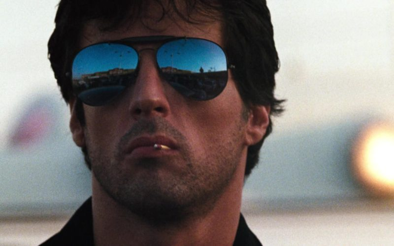 Ray-Ban 3030 Outdoorsman Sunglasses Worn by Sylvester Stallone in Cobra (1)