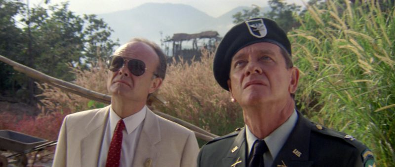 Ray-Ban Men's Sunglasses Worn by Kurtwood Smith in Rambo 3 (1988) - Movie Product Placement