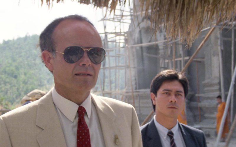 Ray-Ban Men's Sunglasses Worn by Kurtwood Smith in Rambo 3 (2)