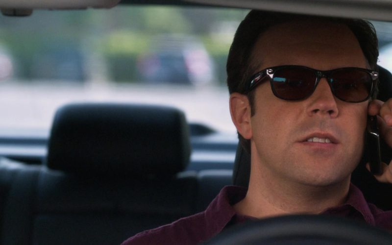 Ray-Ban Sunglasses Worn by Jason Sudeikis in Horrible Bosses