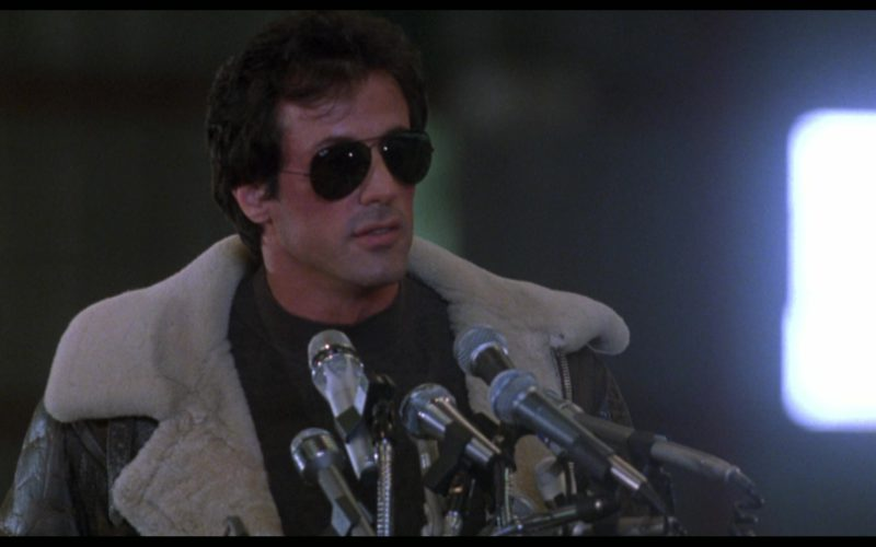 Ray-Ban Sunglasses Worn by Sylvester Stallone (Rocky Balboa) in Rocky 5 (1)