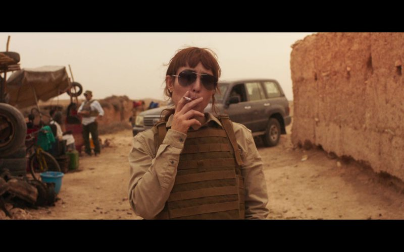 Ray-Ban Women's Sunglasses Worn by Noomi Rapace in Close (1)