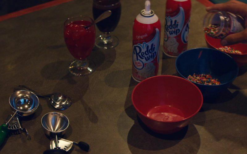 Reddi-Wip in Magic Mike XXL (2015)