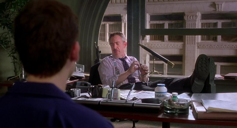 Rolaids in Spider-Man (2002) Movie Product Placement