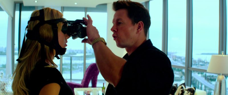 Rolex Watch Worn by Mark Wahlberg in Pain & Gain (2013) - Movie Product Placement