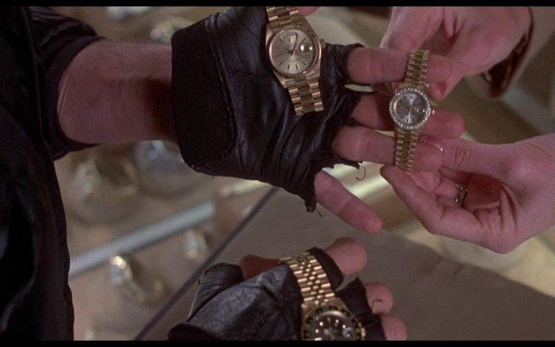 Rolex Watches Held by Sylvester Stallone (Rocky Balboa) in Rocky 2 (1)