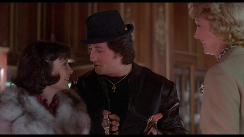 Rolex Watches Held by Sylvester Stallone (Rocky Balboa) in Rocky 2 (1979) - Movie Product Placement