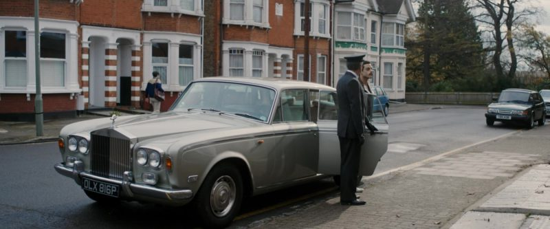 Rolls-Royce Car in Bohemian Rhapsody (2018) - Movie Product Placement