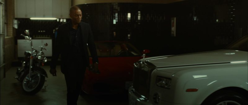 Rolls-Royce Phantom White Luxury Car Driven by Robbie Jones in Temptation: Confessions of a Marriage Counselor (2013) Movie Product Placement