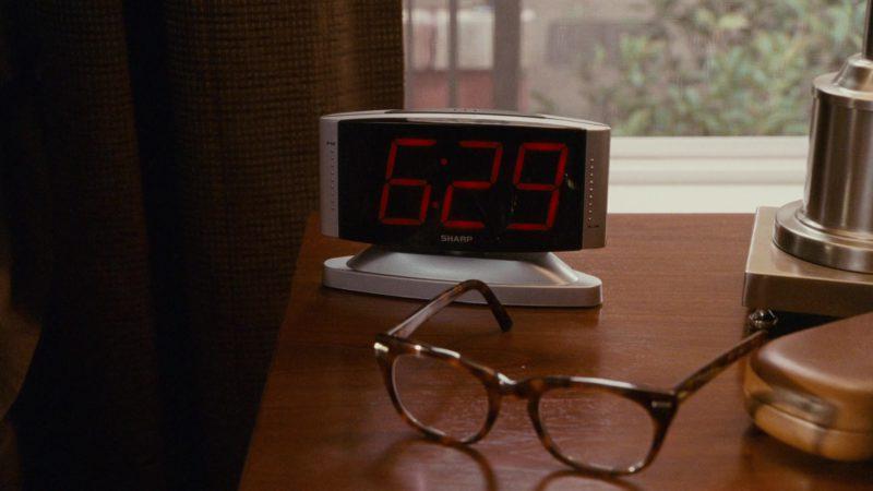 SHARP Digital Clock in The Spy Next Door (2010) - Movie Product Placement