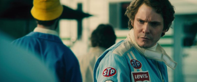 STP and Levi's in Rush (2013) - Movie Product Placement