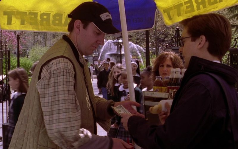 Sabrett Hot Dogs in Spider-Man 2