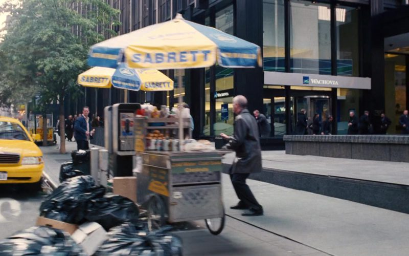 Sabrett Hot Dogs in Spider-Man 3 (1)