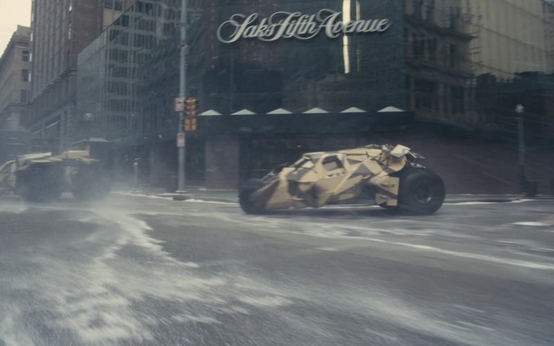Saks Fifth Avenue Store in The Dark Knight Rises (3)