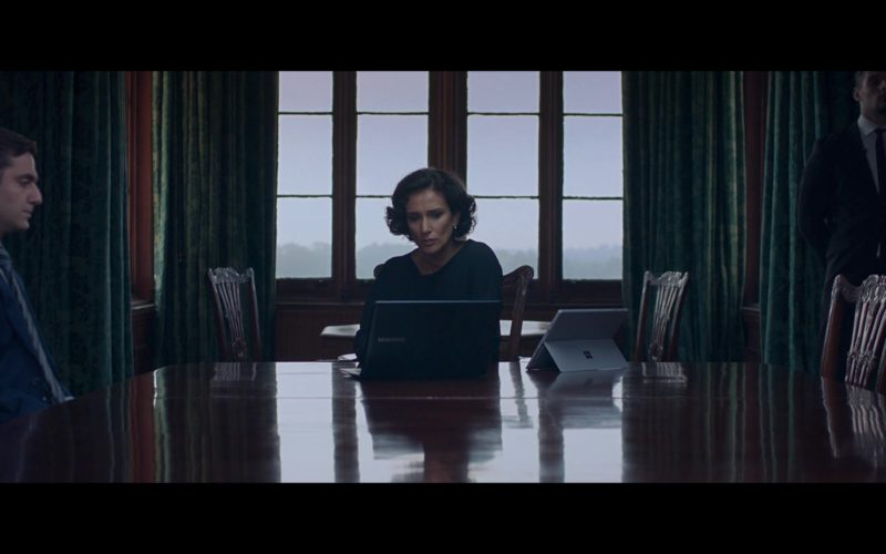 Samsung Laptop And Microsoft Windows Surface Tablet Used by Indira Varma in Close (1)