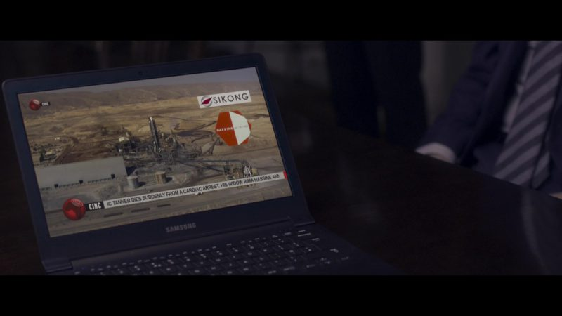 Samsung Notebook in Close (2019) - Movie Product Placement