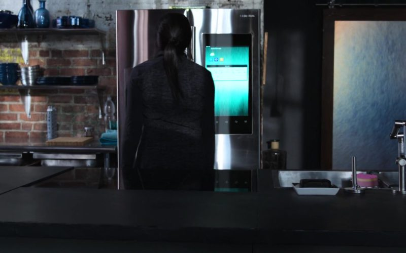 Samsung Refrigerator in Proud Mary (1)