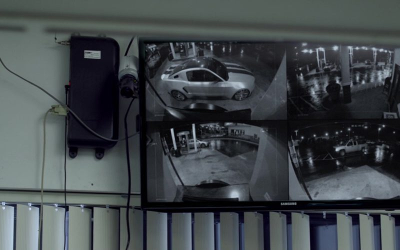 Samsung TV in Need for Speed