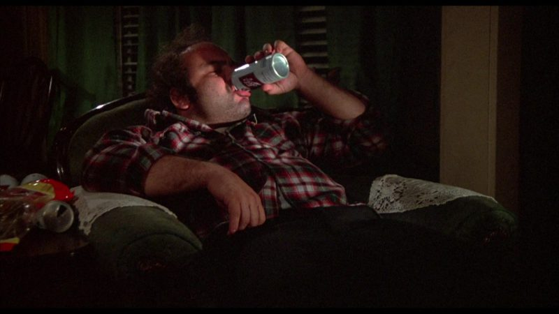 Schlitz Beer Drunk by Burt Young (Paulie Pennino) in Rocky (1976) - Movie Product Placement