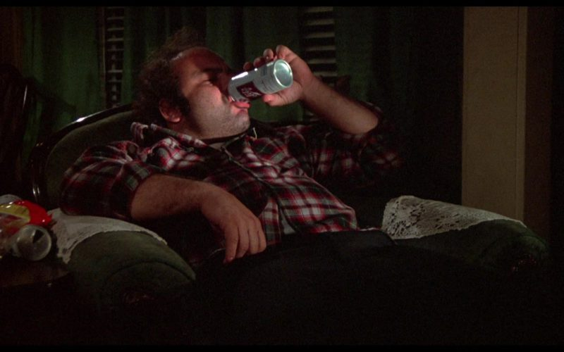 Schlitz Beer Drunk by Burt Young in Rocky (1)