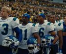 Schutt Helmets and Under Armour Jerseys and Hats in The Dark Knight Rises (2)