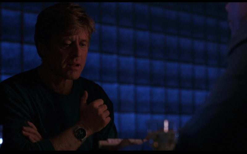 Seiko Watch (7A28-7049) Worn by Robert Redford in Sneakers (1)