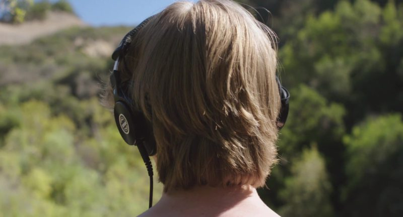 Senal Headphones Used by Charlie Plummer in Dark Was the Night (2018) - Movie Product Placement